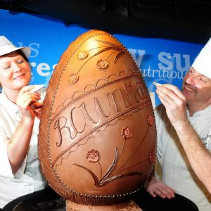 York Chocolate Festival gets under way